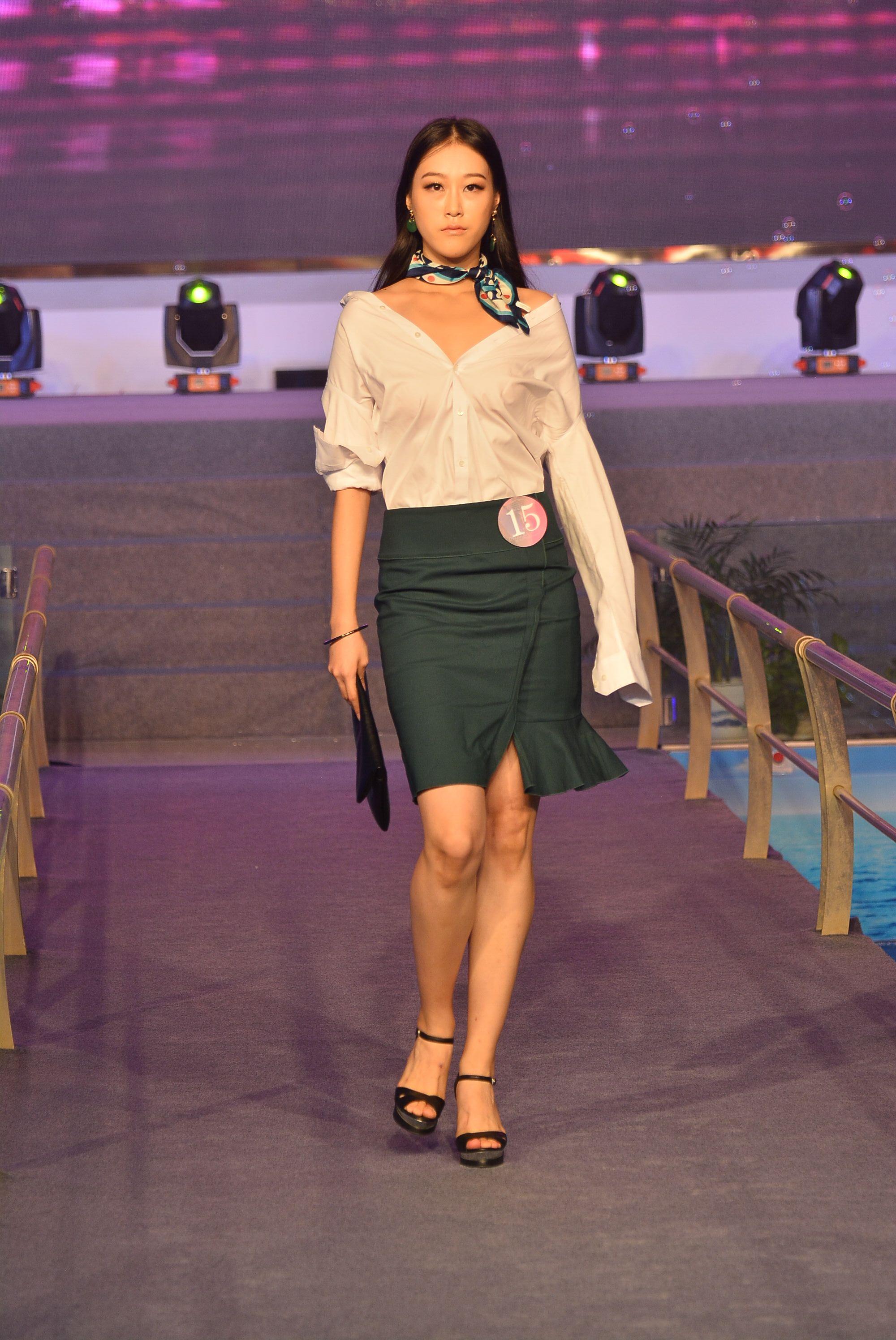 青岛小姐_我校服装表演学生在第57届国际小姐大赛青岛赛区总决赛中喜获佳绩
